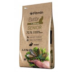 Fitmin Cat Purity Senior 1.5kg