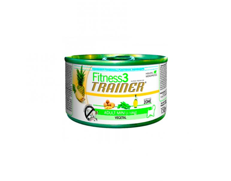 Fitness3 Trainer Vegetal Mini 24 x 150g