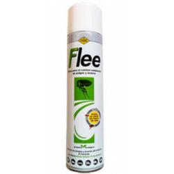 Flee Spray Antiparasitario Ambiental 400ml
