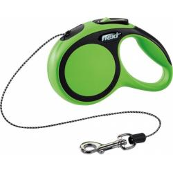 Flexi New Comfort Cordon XS 3m Verde