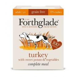 Forthglade Grain Free Adult Pavo 7x150g
