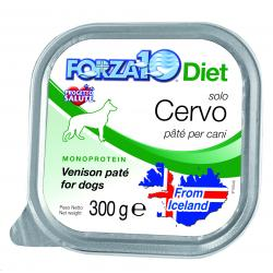 PACK AHORRO Forza10 Diet Solo Ciervo 6x300gr