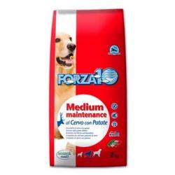Forza10 Medium Maintenance Ciervo y Patatas 15 kg
