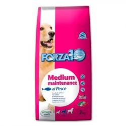Forza10 Medium Maintenance Pescado 15 kg