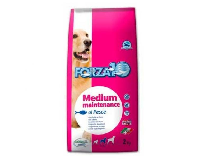 Forza10 Medium Maintenance Pescado 2 kg