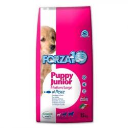 Forza10 Puppy Junior Pescado Medium/Large 15 kg