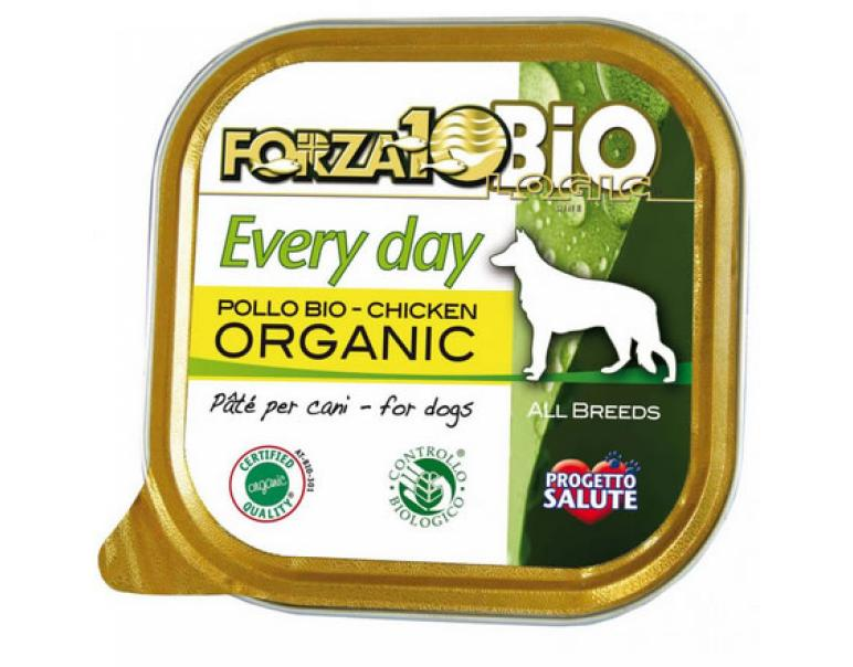 Forza10Bio Every Day Paté de Pollo 300g