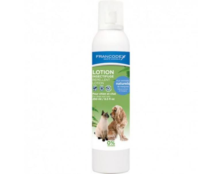 Francodex Repelente Natural Perro y Gato 250ml