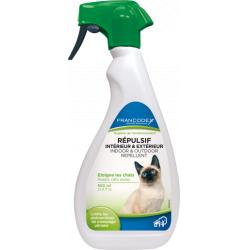 Francodex Repelente Int-Ext Gatos 650 ml