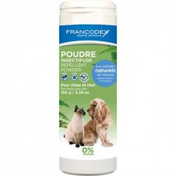 Francodex Repelente Natural en Polvo Perro 150g