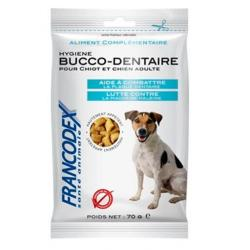 Francodex Snack Buco-Dental Perro 70g