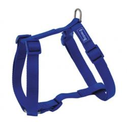 Freedog Arnés Nylon Basic para Perros Azul 20mm