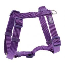 Freedog Arnés Nylon Basic para Perros Lila 20mm