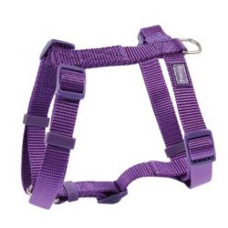 Freedog Arnés Nylon Basic para Perros Lila 25mm