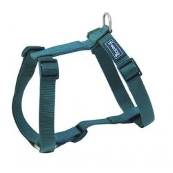 Freedog Arnés Nylon Basic para Perros Verde 20mm