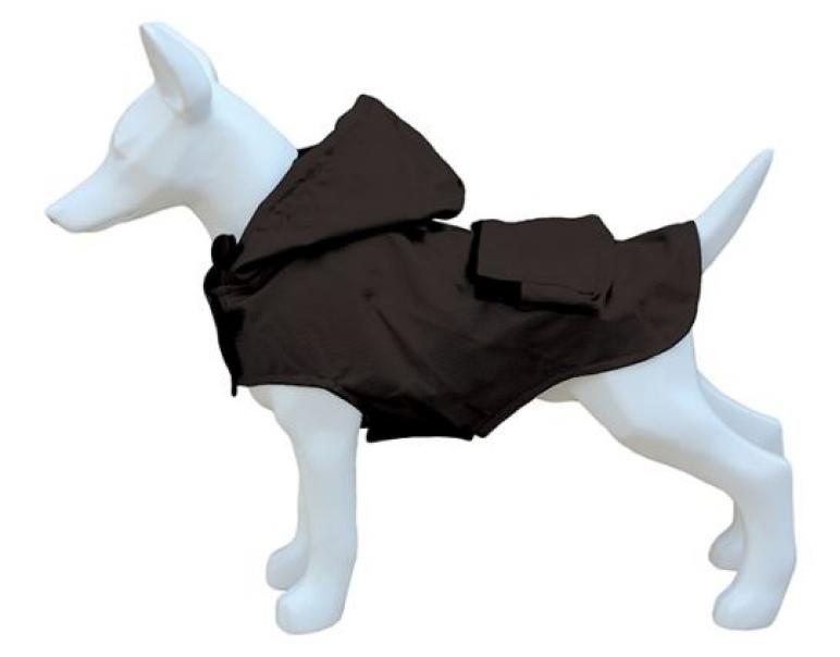Freedog Impermeable Pocket Negro 60 cm