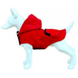 Freedog Impermeable Pocket Rojo 25 cm