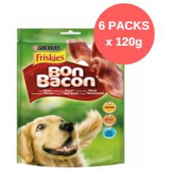 Friskies Bon Bacon Bacon 6 Packs x 120 g