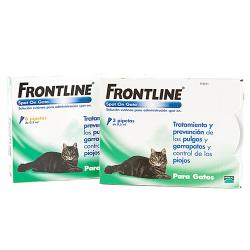 Frontline Spot-On Gatos 3 x 0,5 ml