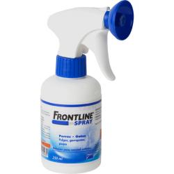 Frontline Spray Antiparasitario Perros y Gatos 250ml