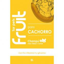 Fruit for Pets Champu Cachorro 5L
