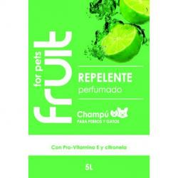 Fruit for Pets Champu Repelente 5L