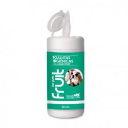 Fruit for Pets Toallitas Higienicas 50uds