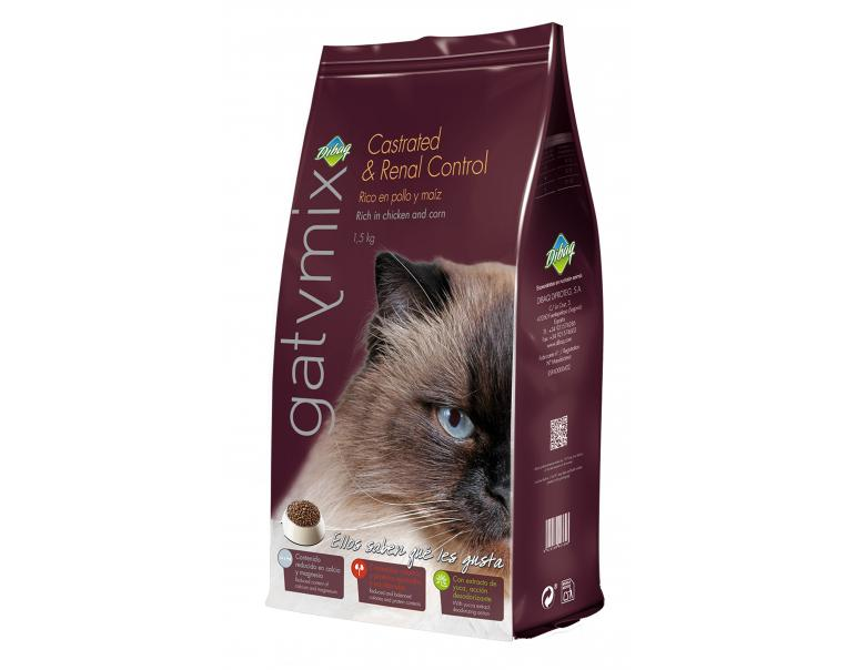 Dibaq Gatymix Castrated & Renal Control 1,5kg