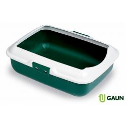 Gaun Bandeja Gatos Rectangular