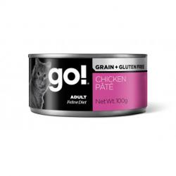 Go! Grain Free Pollo Paté Cat 6x100g