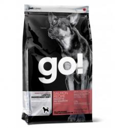 Go! Sensitivity + Shine Lid Salmón Dog 11.3kg
