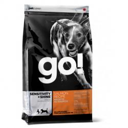 Go! Sensitivity + Shine Salmón Dog 11,3kg