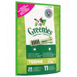 Greenies Teenie Snaks Dentales XS 85 g (6Uds)