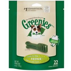 Greenies Snacks Dentales para Perros entre 2-7kg