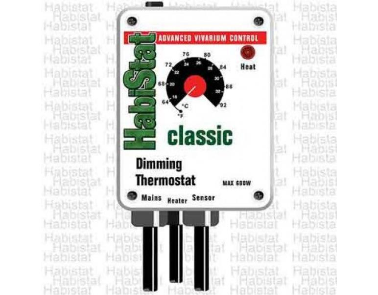 HabiStat Dimming Thermostat Classic