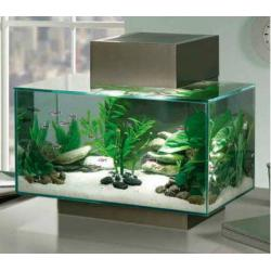 Hagen Fluval Edge Acuario 23L Led Color Plata