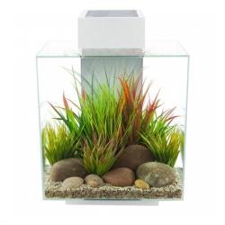 Hagen Fluval Edge II Acuario 46L Leds Color Blanco