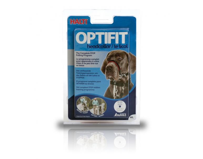 Halti Optifit Collar Mediano