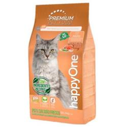 Happy One Gato Adulto Salmón Fresco 1,5kg