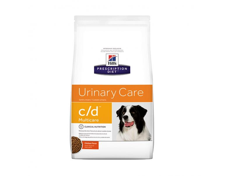 Hill's Prescription Diet c/d Multicare Perro Tracto Urinario 2kg