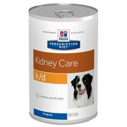 Hill's Prescription Diet k/d Perro Salud Renal Lata 370g