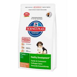 Hill's Science Plan Puppy Raza Mediana Cordero y Arroz 3kg
