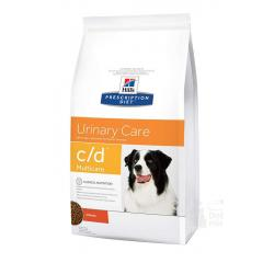Hill's Prescription Diet c/d Multicare Perro Tracto Urinario 5kg