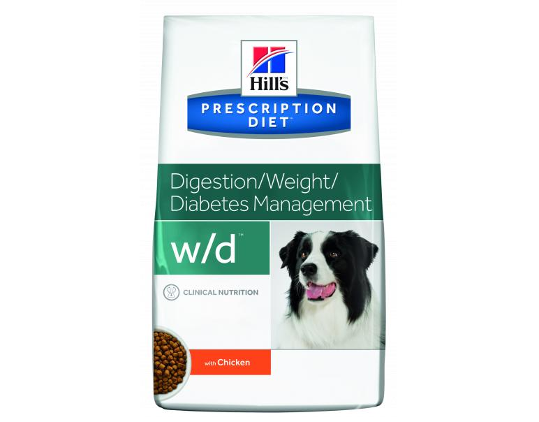 Hill's Canine w/d 1.5 kg