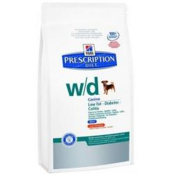 Hill's Prescription Diet w/d Perro Mini Salud Digestiva, Peso y Diabetes 1,5kg
