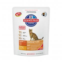 Hill's Feline Adult Optimal Care con Pollo 400g