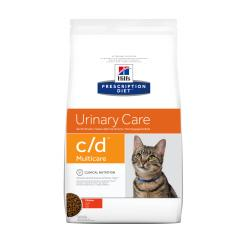 Hill's Prescription Diet c/d Gatos Tracto Urinario Pollo 5kg