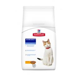 Hill's Science Plan Gato Mature Adult 7+  Pollo 2kg
