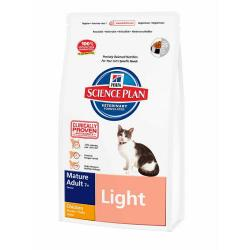 Hill's Feline Senior Light 1.5 kg