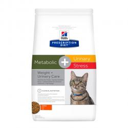 Hill's Gatos Urinary Stress + Metabolic 8Kg